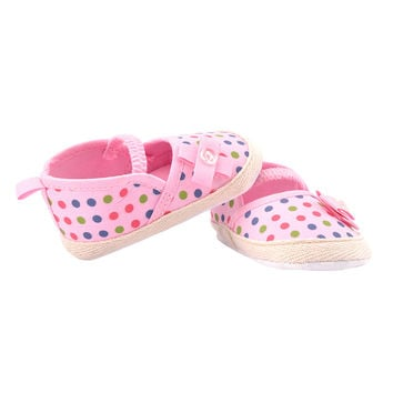 Multi-Colors Baby Boys Girls Shoes Canvas Toddler Infant First Walkers Shoes 0-18Months SM6
