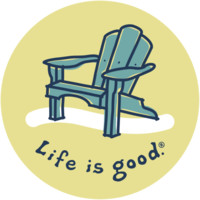 Adirondack Sticker|Life is good