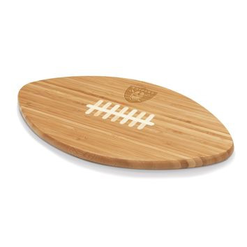 Oakland Raiders - Touchdown! Football Cutting Board & Serving Tray