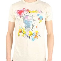 Cage the Elephant - Album Cover Fitted T-Shirt
