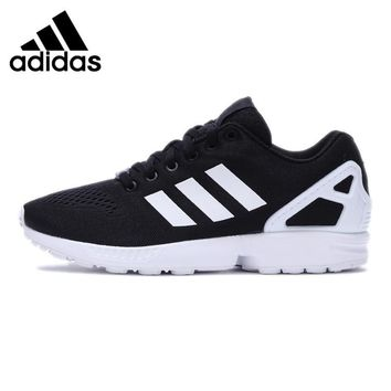 Original New Arrival 2016 Adidas Originals ZX FLUX Men's Skateboarding Shoes Sneaker