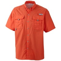 Columbia Sportswear Fishing Shirt - Bahama II, Short Sleeve (For Men)