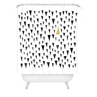 Elisabeth Fredriksson Dare Shower Curtain