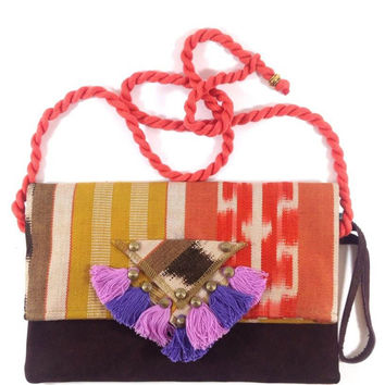 KOKAY | Autumn Clutch / Crossbody Bag
