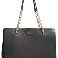 kate spade new york 'emerson place - smooth phoebe' leather shoulder bag