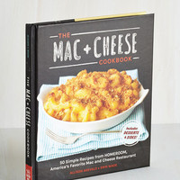 Food Mac Cheese Cookbook by ModCloth