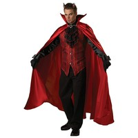 Handsome Devil Elite Collection Costume - Adult (Red)