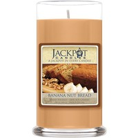 Jackpot Candles Banana Nut Bread Jewelry Candle