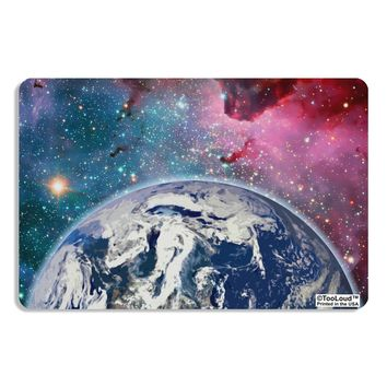 Fantasy Galactic Earth All Over Placemat All Over Print by TooLoud