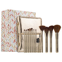 Sephora: SEPHORA COLLECTION : Stand Up and Shine Prestige Pro Brush Set : gift-value-sets-tools-accessories