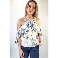 Printemps Ruffle Top