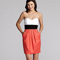 B. Darlin Colorblock Dress | Dillards.com