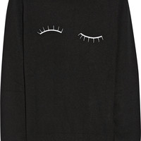 Band of Outsiders - Embroidered wool sweater