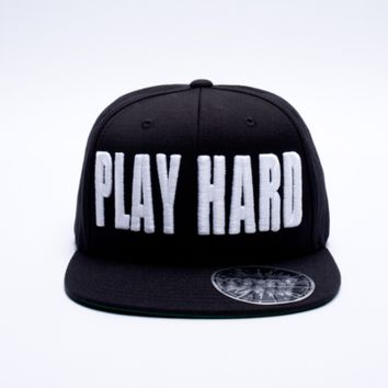 KREWELLA SNAPBACK / / PLAY HARD