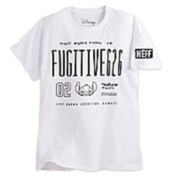 Stitch Tee for Men by Neff - White