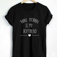 Niall Horan Shirt Niall Horan Is My Boyfriend Tshirt Unisex Size - RT128