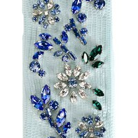Dolce & Gabbana Flower Embellished Iphone 6 Case - Du Broliai - Farfetch.com
