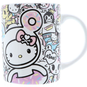 Hello Kitty Mug: tokidoki