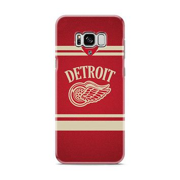 DETROIT USA HOCKEY Samsung Galaxy S8 | Galaxy S8 Plus case
