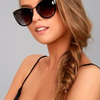 Style First Black Sunglasses