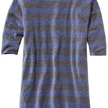 Old Navy Girls Striped Cocoon Dress
