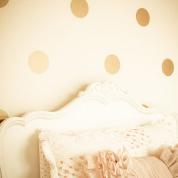 Vinyl Wall Sticker Decal Art - Polka Dots