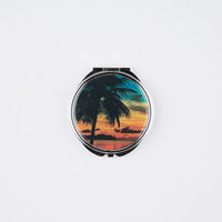Aloha Compact Mirror Multi One Size For Women 26222495701