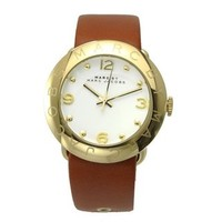 Marc Jacobs Women's MBM8574 'Amy' Gold Watch