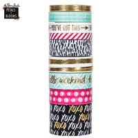 XOXO Washi Tape Tube | Hobby Lobby | 1391689