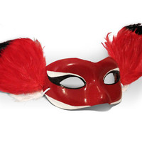 Handmade Fox Mask from Ylvis' The Fox Song  Exact by FoxMasks