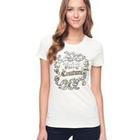 Baroque Jc Tee by Juicy Couture