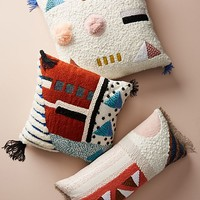 Embellished Shape Study Pillow