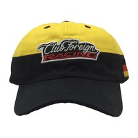 "Club Foreign Racing ""Two Tone"" Hats (Various Colors)"