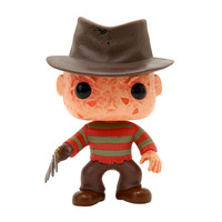 Funko A Nightmare On Elm Street Pop! Movies Freddy Krueger Vinyl Figure