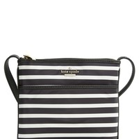 kate spade new york 'vienna' nylon crossbody bag