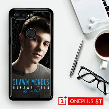 Shawn Mendes Handwritten Revisited X3393  OnePLus 5T / One Plus 5T Case