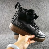 Originals Nike Special Field SF AF1 Mid Running Sport Casual Shoes AA3966-003 Sneakers