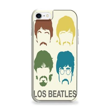 Beatles (color silhouettes) iPhone 6 Plus | iPhone 6S Plus Case