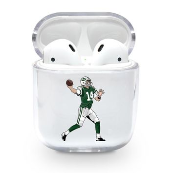 Sam Darnold Jets Airpods Case