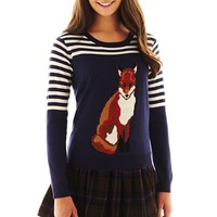 Love By Design Critter Sweater