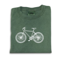 Mountain Bike Short Sleeve Tee