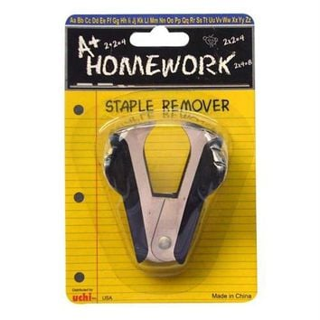 *STAPLE REMOVER- STANDARD SIZE