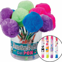 pufferball layered gel pen Case of 12