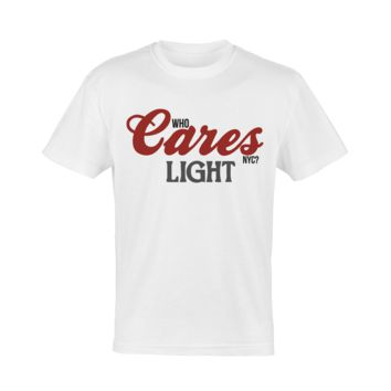 Who Cares Light tee