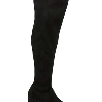 KITTIE Over the Knee Boots - View All - New In