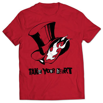 Persona 5 Phantom Thieves of Hearts T-shirt