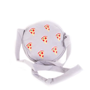 Pizza Messenger Bag