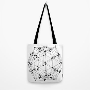 Graphic shape Tote Bag by Taoteching / C4Dart