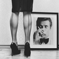 """Shaken Not Stirred"" Print by Helmut Newton"