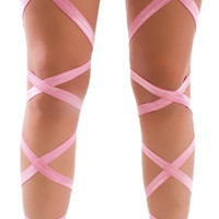 *Pink* Clubstyle Leg Wraps